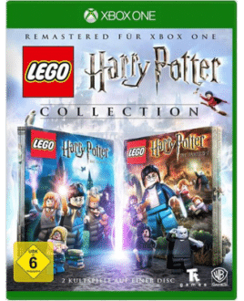 Lego Harry Potter Collection Beste Videospiele für Kinder
