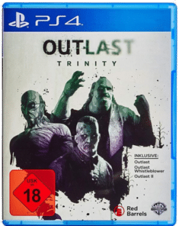 Outlast Trinity Bundle - beste Horrorspiele