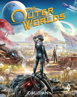 Beste Rollenspiele 2019 - The Outer Worlds.