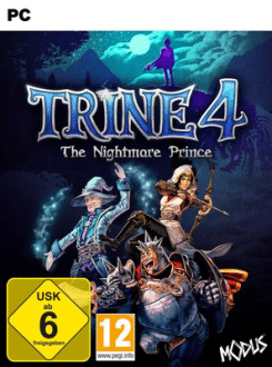 Trine 4 The Nightmare Prince - beste Videospiele für Kinder