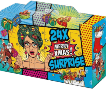 Amazon Surprise Essen und Trinken Adventskalender 2020
