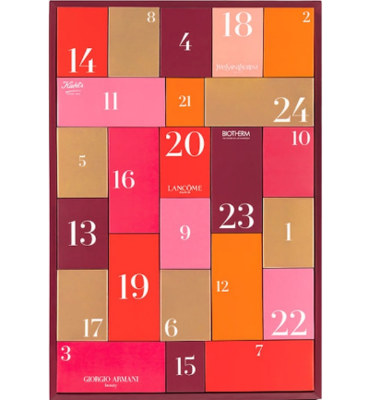 Biotherm Set Beste Luxus Beauty Adventskalender