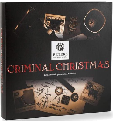 """Criminal Christmas"" Adventskalender"
