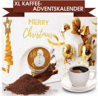C&T Kaffee Gold Klassik II Adventskalender 2020
