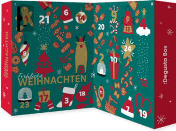 :Degusta Box Adventskalender 2020