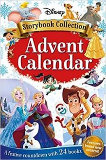Disney Storybook Collection (englisch) Adventskalender