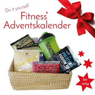 DIY Fitness Adventskalender 2021