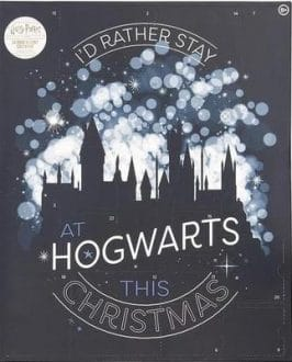 Harry Potter Hogwarts Adventskalender