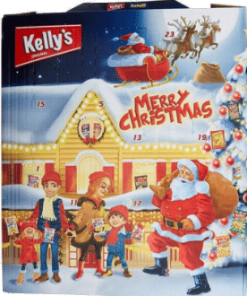 Kelly's & Soletti Adventskalender