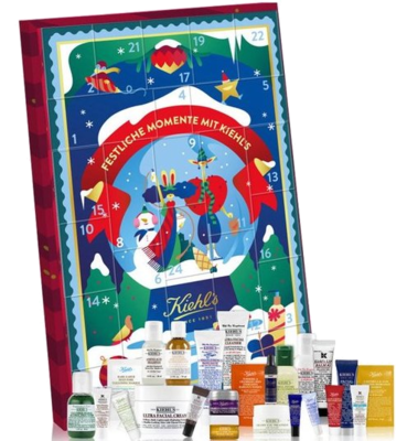 Kiehl's Luxus Beauty Adventskalender