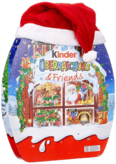 Kinder Überraschungen & Friends Adventskalender