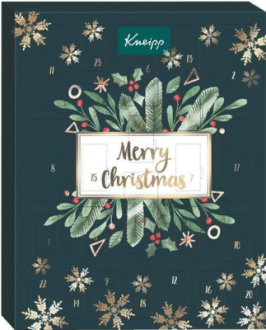 Kneipp Merry Christmas Wellness Adventskalender