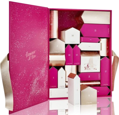 Lancome Happiness is here Adventskalender