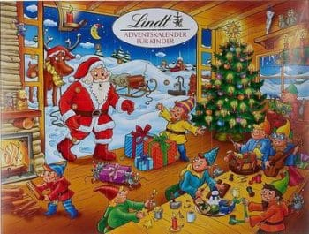 Lindt Adventskalender für Kinder