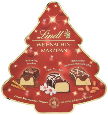 Lindt Weihnachtsmarzipan Selection