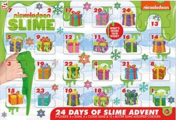 Sambro 24 Days of Slime Adventskalender Spielzeuge 2020