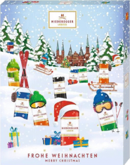Niederegger Winter Klassiker Adventskalender