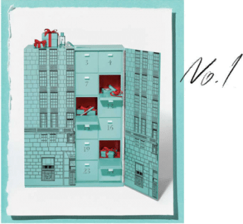 Tiffany Luxus Adventskalender 2020
