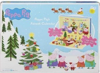 Peppa Pig 07136 Adventskalender