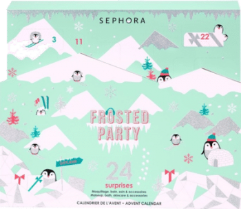 Sephora Frosted Party Adventskalender 2020