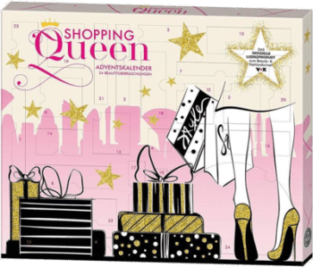 Shopping Queen Adventskalender Kosmetik 2020