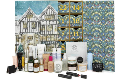 The Liberty Luxus Beauty Adventskalender beste