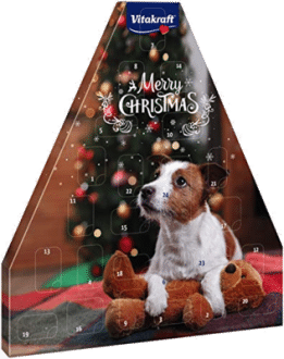 Vitakraft Merry Christmas Hund -Adventskalender für Tiere 2020