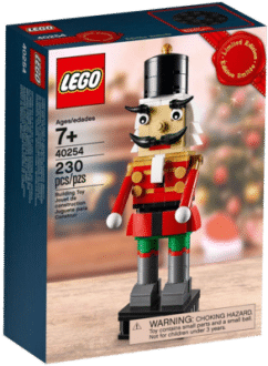 LEGO 40254 Nussknacker Limited Edition