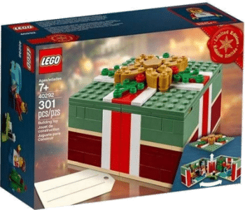 LEGO Holiday 40292 Limited Edition Set - Gift Box