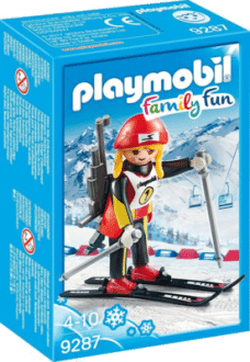 Playmobil Family Fun 9287 Biathletin