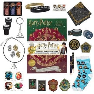 Cinereplicas Harry Potter Adventskalender Inhalt