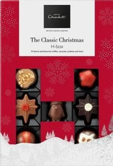 Hotel Chocolat The Classic Christmas H-Box