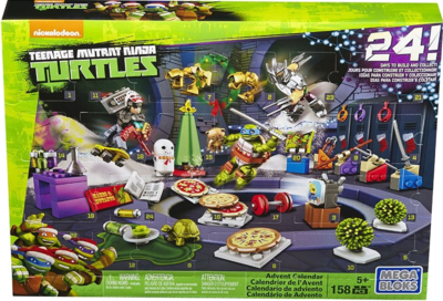 Teenage Mutant Ninja Turtles Adventskalender