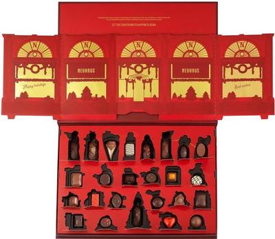 Neuhaus Pralinen Exklusiver Pop-Up Adventskalender 2019