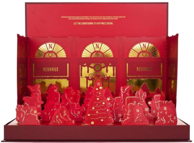 Neuhaus Pralinen Exklusiver Pop-Up Luxus Adventskalender 2020