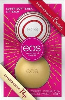 Eos Winter Edition Duo Set Lip Balm