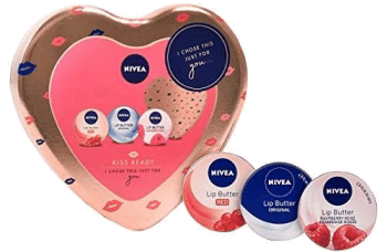 Nivea Kiss Ready Set