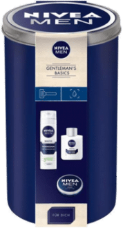Nivea Men Sensitive Geschenkset in Metalldose