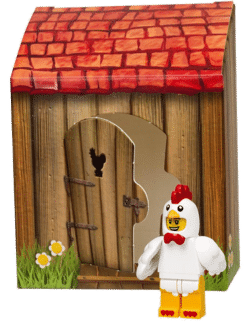 LEGO Ostern 5004468 Chicken suit Guy