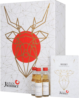 Whisky Adventskalender 2020 Probierset aus 8 Ländern von Japan Whisky