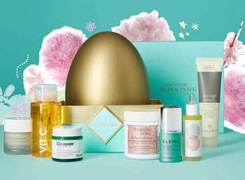 Die lookfantastic Beauty Egg Collection