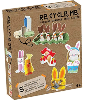 Re Cycle Me DEFG1230 Recycling Bastelspaß Ostern Special Edition