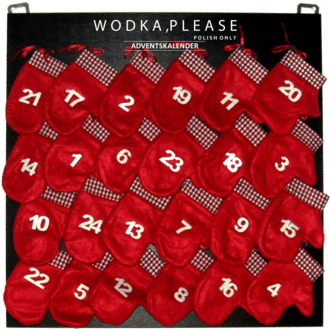 Wodka, Please - Vodka Adventskalender 2020