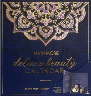 Action Max & More Beauty Deluxe Adventskalender 2021