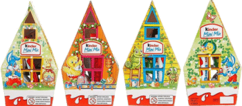 Kinder Mini Mix Haus 4er Pack