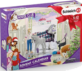SCHLEICH 98269 Adventskalender Horse Club 2020