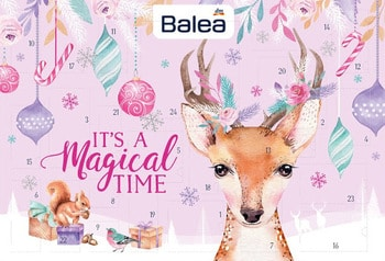 Balea It's Magical Time Adventskalender 2021