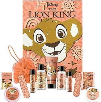 The Lion King Weihnachtskalender 12 Days of Bath & Body 2020