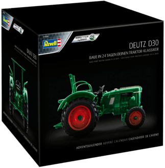 Revell 1030 Deutz D30 Adventskalender