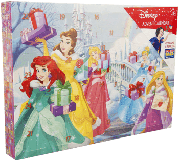 Sambro DSP16-6977 Disney Princess Adventskalender